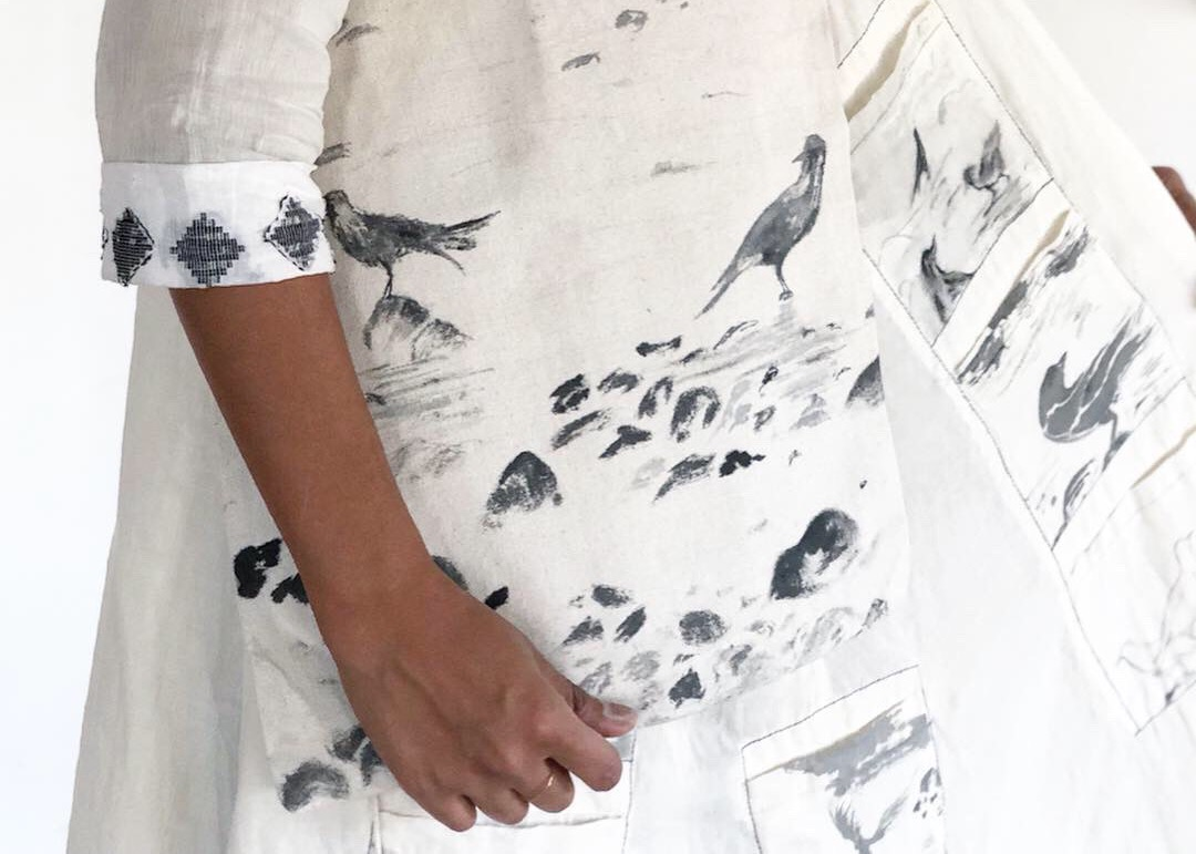 Illesha Khandelwal: Artist and Founder of 'ikattha' in