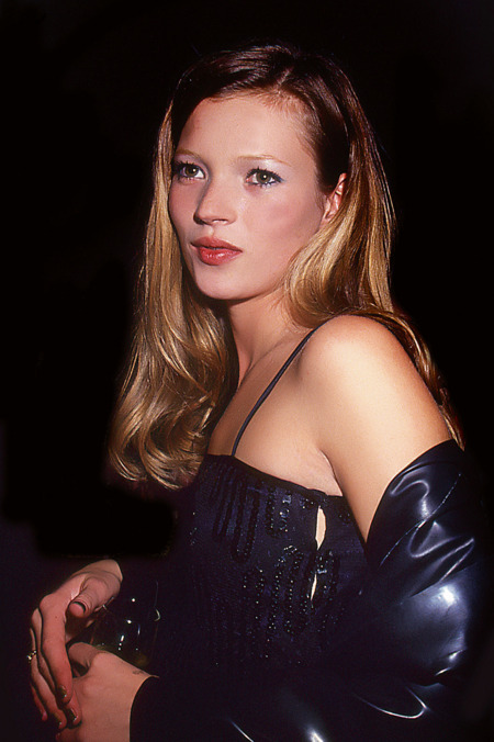 Kate Moss, Council of Fashion Designers of America Awards, Lincoln Center, New York, 1994