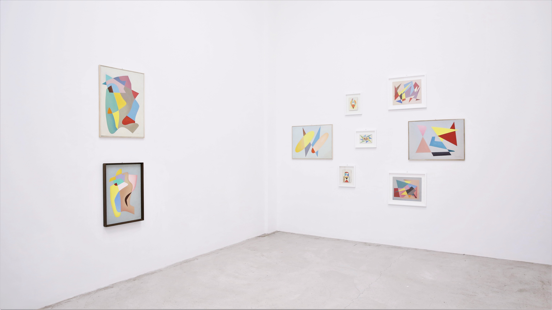 Shin Gallery - Carla Prina - Installation View (2)